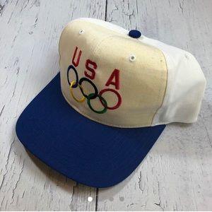 Vintage USA SnapBack hat unisex